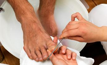Men Pedicure