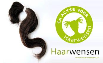 Donate your hair?