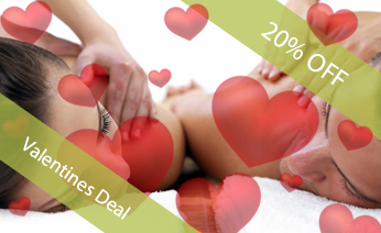 Valentine's Massage Deal